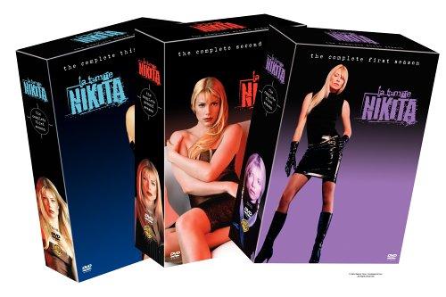 La Femme Nikita - The Complete First Three Seasons