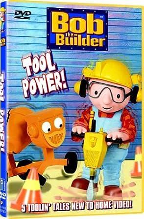 Amazoncom Bob The Builder Tool Power Rob Rackstraw Kate