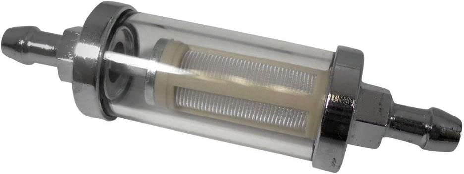 Assault Racing Products 4014000 140GPH Electric Fuel Pump Universal Fit 3//8 NPT Ports
