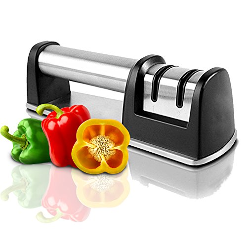 Knife Sharpener Diamond Kitchen Sharpener Widely Easy to Use Suitable for Most Kinds of Knives