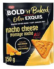 Bold 'n Baked Nacho Cheese Crackers, 150 Gram