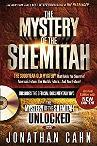 The paradigm the ancient blueprint that book by jonathan cahn the mystery of the shemitah with dvd the 3000 year old mystery that malvernweather Images
