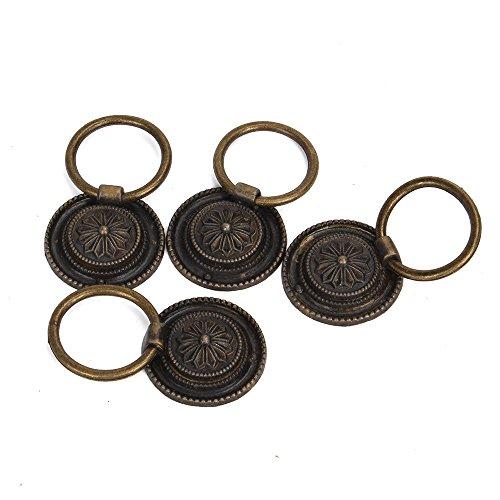 Bronze Ring Handle - 6