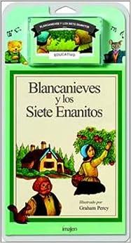Book Blancanieves y los Siete Enanitos
