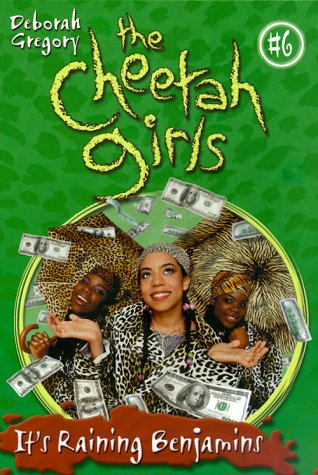 Cheetah Girls, The: It's Raining Benjamins - Book (Chanel Tie)