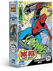 Marvel Comics - Homem Aranha - Quebra-Cabeça - 500 peças Nano