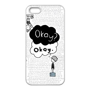 VOV Okay? Okay Hot Seller Stylish Hard Case For Iphone 5s