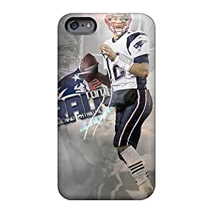 Apple Iphone 6 Plus Pkt11638WurO Allow Personal Design Vivid New England Patriots Skin Perfect Hard Cell-phone Cases -RandileeStewart