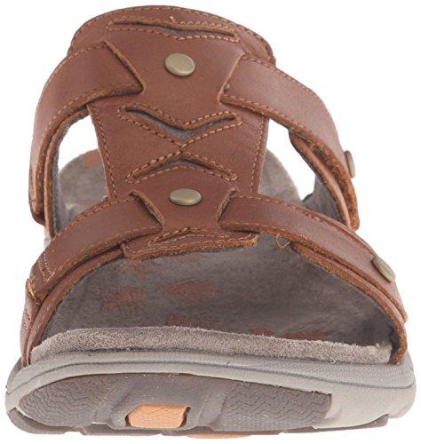 Merrell Adhera Slide Sandal Tan