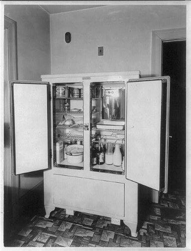Servel refrigerator dating