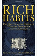 Rich Habits - The Daily Success Habits of Wealthy Individuals Paperback