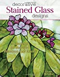 Decorative Stained Glass Designs, Louise Mehaffey, 0811711447