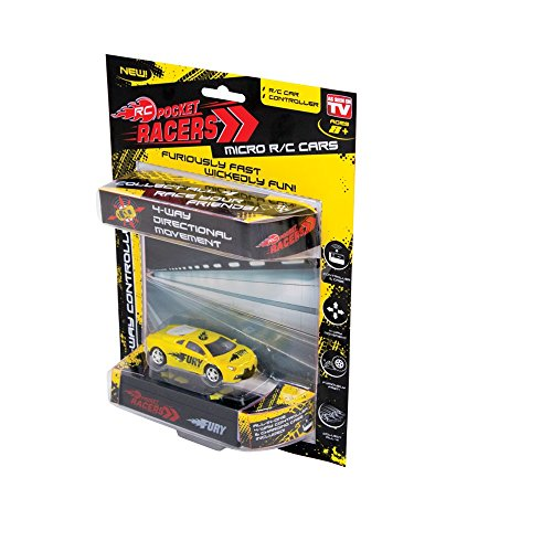 Pocket Racers Micro Rc