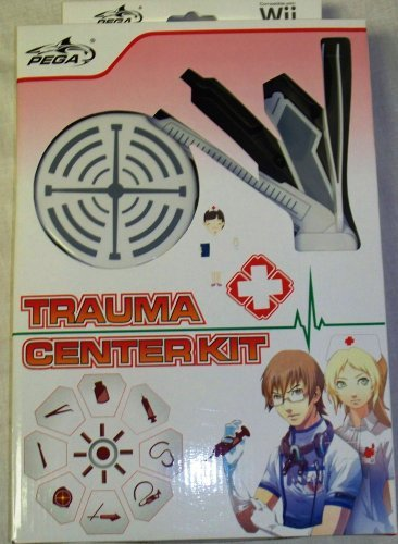 Kit Wii Surgical (Surgical Kit for Nintendo Wii Trauma Center Game)