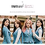 monthly girl 1/3 LOONA - Love&Live (1st Mini Album) [Normal Edition] CD+Photobook+Photocard