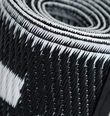 Lightweight Outdoor Reversible Plastic Rug Nirvana