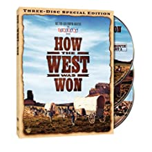 How the West Was Won (Three-Disc Special Edition) (2008)