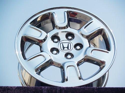 Honda Ridgeline: Set of 4 genuine factory 17inch chrome wheels