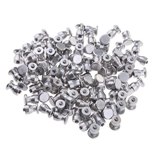 B Blesiya Pernos Tornillos Claves Equipo De Reemplazo De Neumático De Coche JX8-10-2 10mm