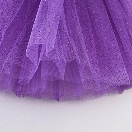 e91fef297 Inkach Baby Girls Tutu Skirt - Fancy Toddler Kids Dance Ballet Skirts  Fluffy Tulle Petticoat Shorts