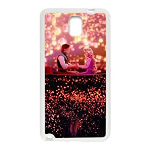 Princess Prince Love Story White Samsung Galaxy Note3 case