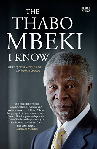 The Thabo Mbeki I Know
