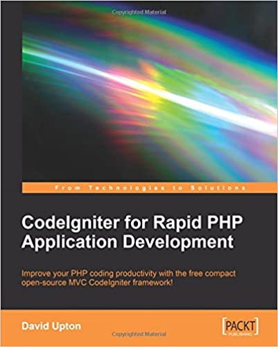 CodeIgniter for Rapid PHP