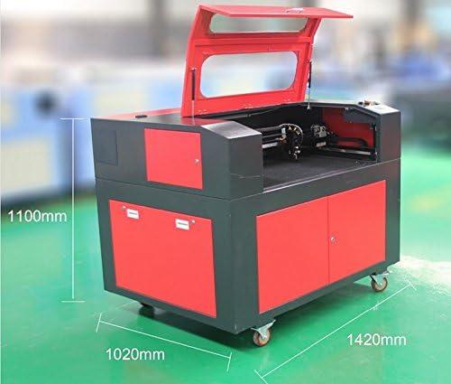 GOWE máquina de corte de madera de piedra, 100 W, Co2, cortador láser para madera: Amazon.es: Bricolaje y herramientas