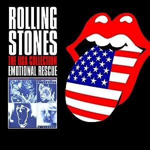 Rolling Stones Emotional Rescue Amazon Com Music