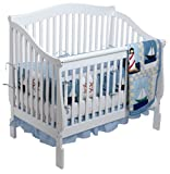 ZZ Baby Sail Away 4-Piece Crib Set