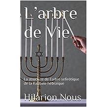 L'arbre de Vie: La structure de  l'arbre sefirótique de la Kabbale hébraïque (French Edition)