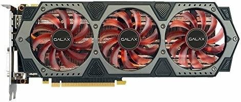 GALAX GeForce GTX 980 SOC 4GB NVIDIA GeForce GTX 980 4GB ...