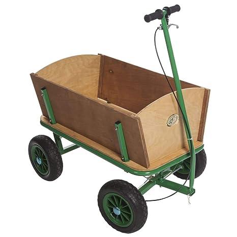 Carro/ vagón plegable con 4 ruedas para niños AXI