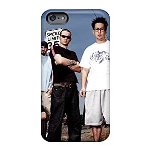 Apple Iphone 6s DuX1735YQfO Customized Vivid Linkin Park Band Image Excellent Hard Phone Cover -DannyMario