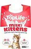 Product review for Top Life Formula Milk for Kittens (200ml)