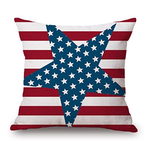 Cheap  Vovotrade Home Decor Ornate Sofa Waist Throw Cushion Cover Pillow Case Independence..