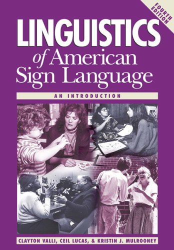 introduction to american sign language Learn how to greet and/or introduce in american sign language and its culture.