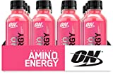 Cheap Optimum Nutrition Amino Energy Ready-to-Drink, Strawberry Cooler, 12 Count