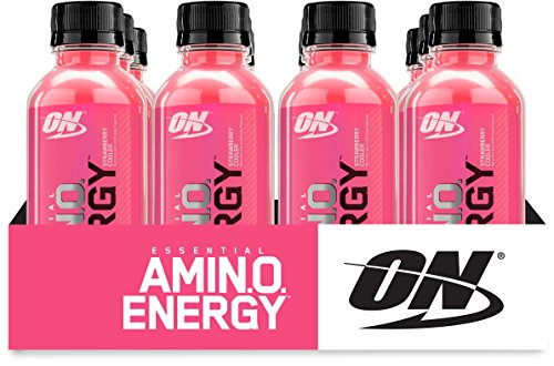 Optimum Nutrition Energy Ready Strawberry