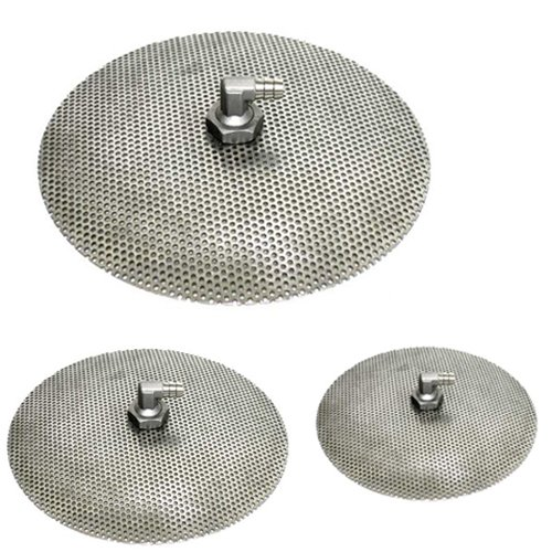 Stainless-Steel-Domed-False-Bottom-Select-a-Size-12-10-or-9
