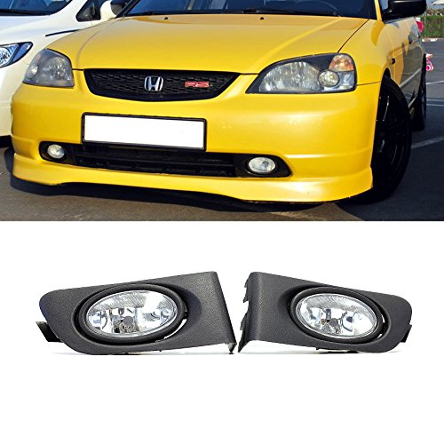 02 honda civic fog lights - 7