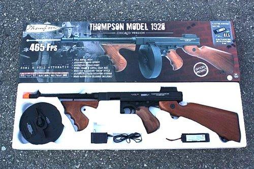 Soft Air Thompson 1928 AEG Airsoft Gun
