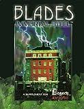 Blades, Jason Vester, 0964172216