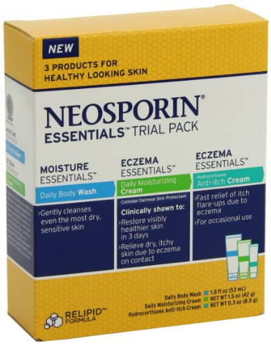 Néosporine Essentials Trial Pack, 3 Count