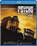 Psycho (50th Anniversary Edition) [Blu-ray]