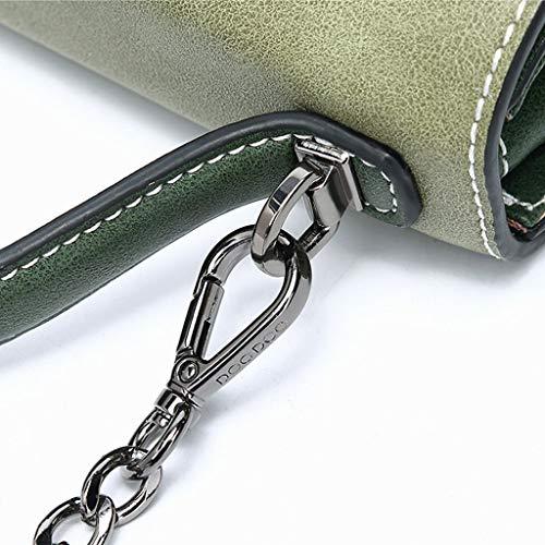 main PU pour femme cuir Green Lxf20 en Sac à EXwqzA