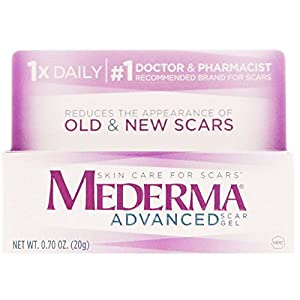 Mederma Advanced Skin Care Gel 20 g (Pack of 10)