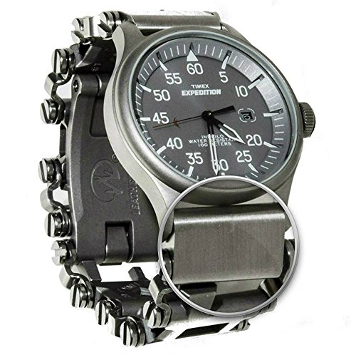 ChronoLinks Leatherman Tread Watch Adapter - Stainless Steel (20mm)