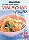 Malaysian Favourites: Easy Recipes for Home Cooking (Australian Women's Weekly Home Library Series)