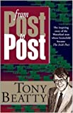 From Post to Post, Tony Beatty, 1856079368